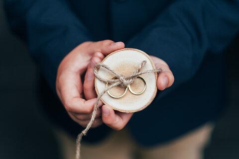 Hochzeit - Trauung