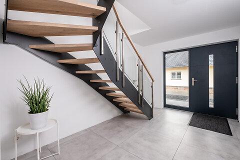 Interior Design: Treppe in Nettersheim