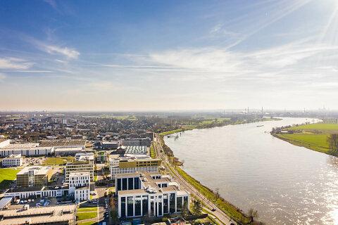 Luftbilder Monheim am Rhein