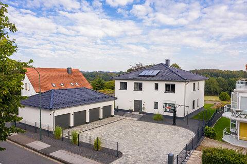 Zweifamilienhaus im Bergischen Land